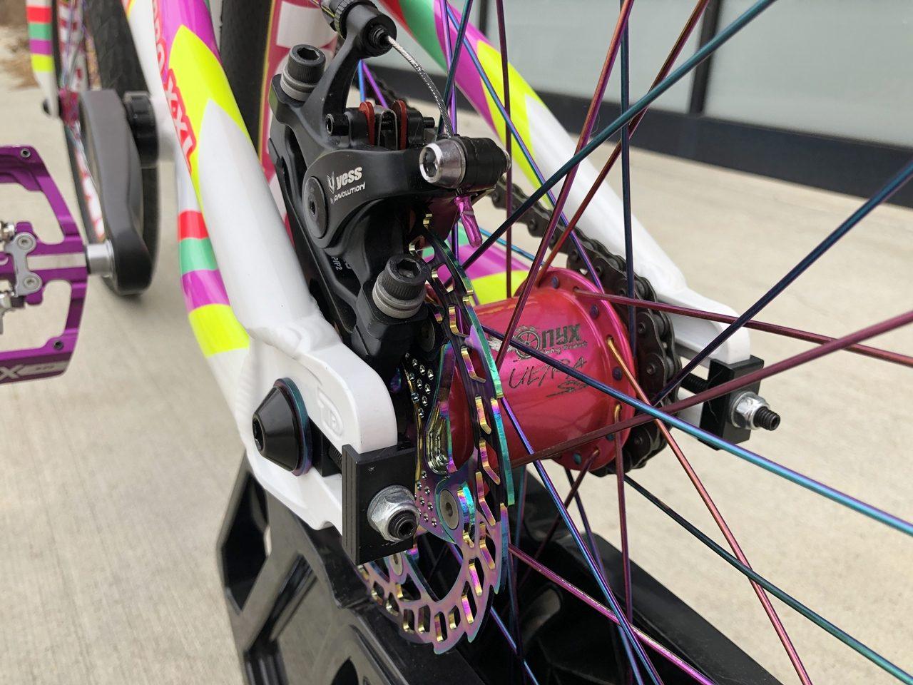 Throdwn XXL BMX disc brake