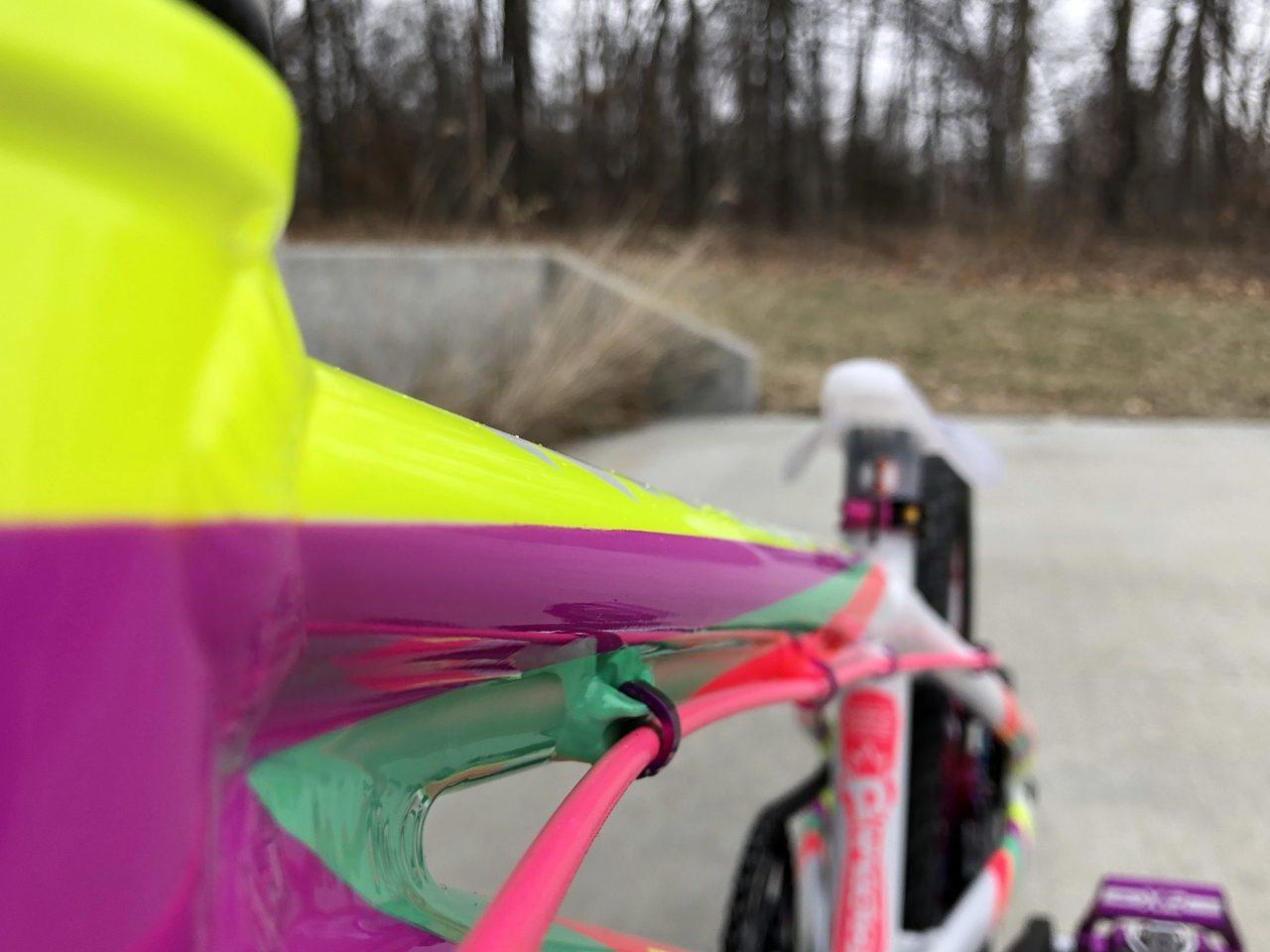 Throdown XXL BMX Race Bike custom