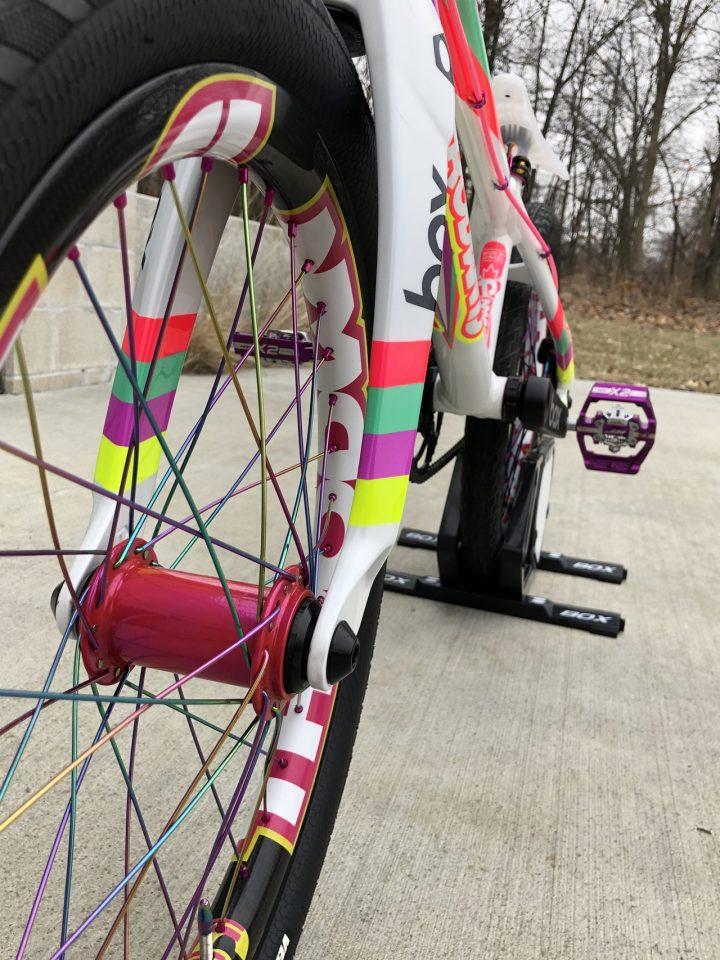 2019 Throdown XXL BMX Bike