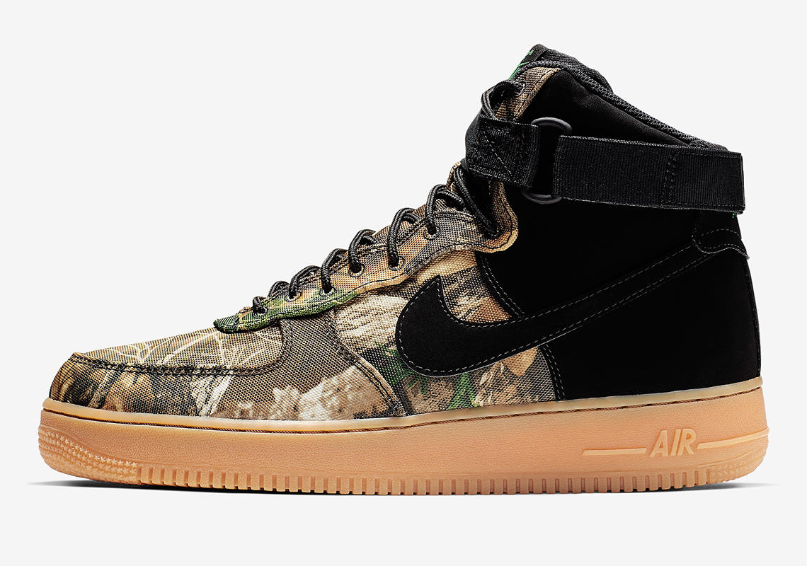 realtree nike-air-force-1-high-side