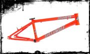 speed wolf frame orange subrosa