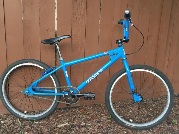 2003 adidas bmx bike
