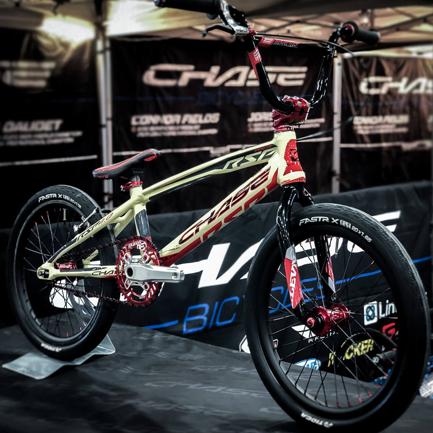 Chase RSP 4.0 complete bmx