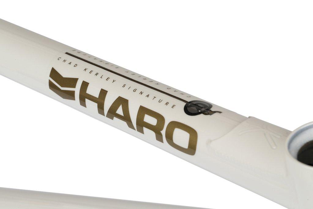 Haro-CK-Frame-White-toptube illustration