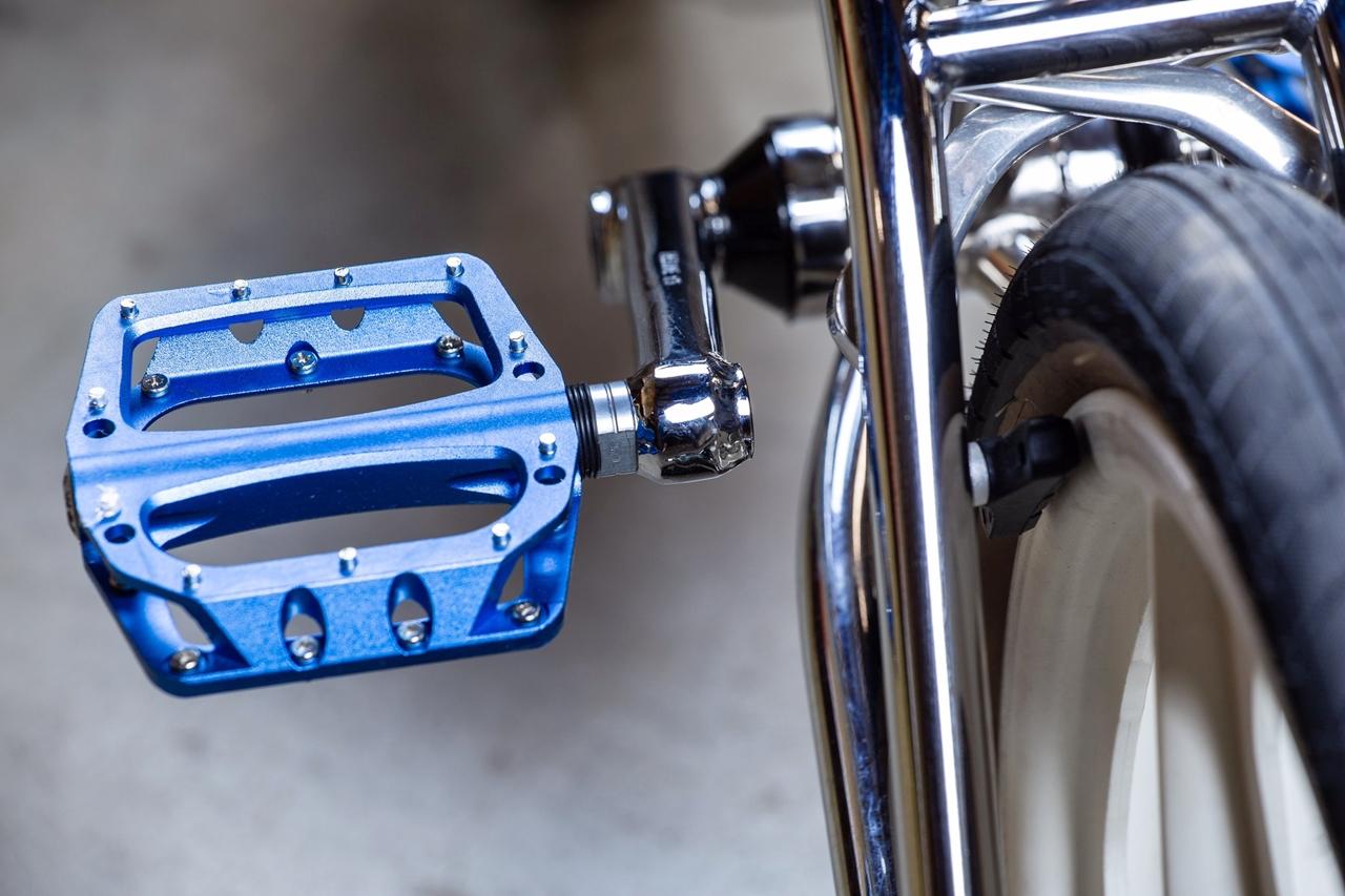 pedals, ef former pro complete