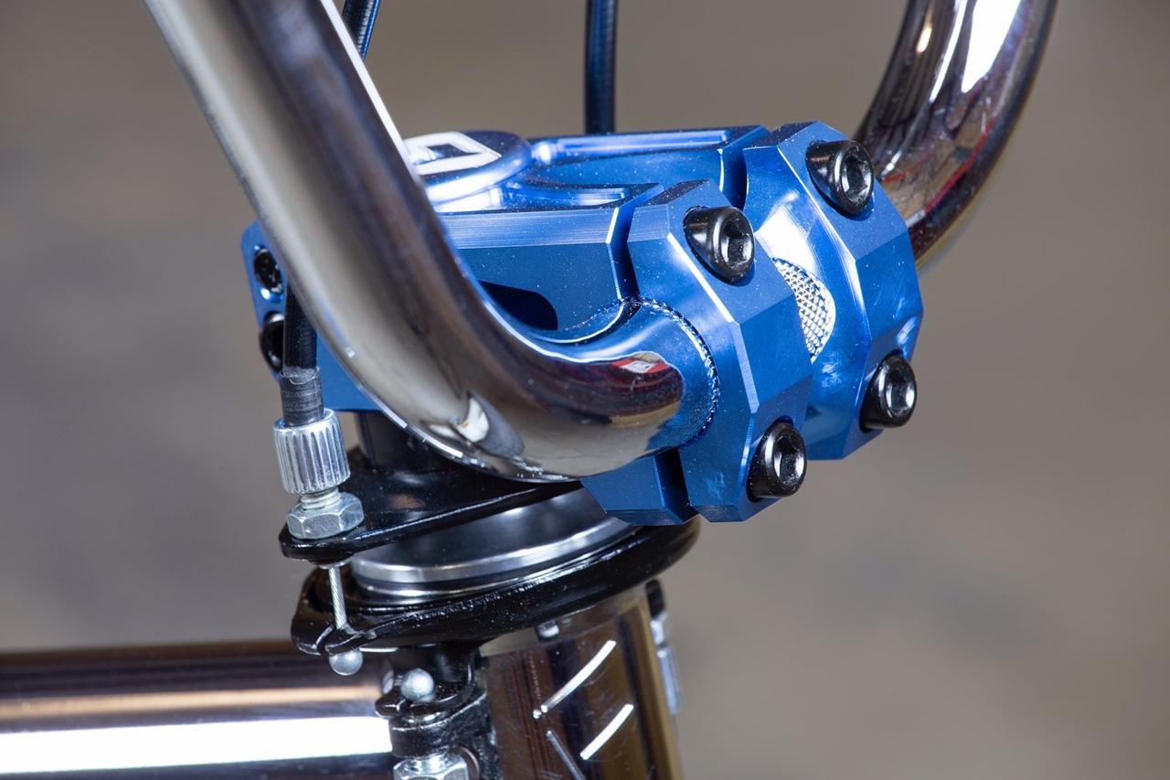 front load stem, ef former pro