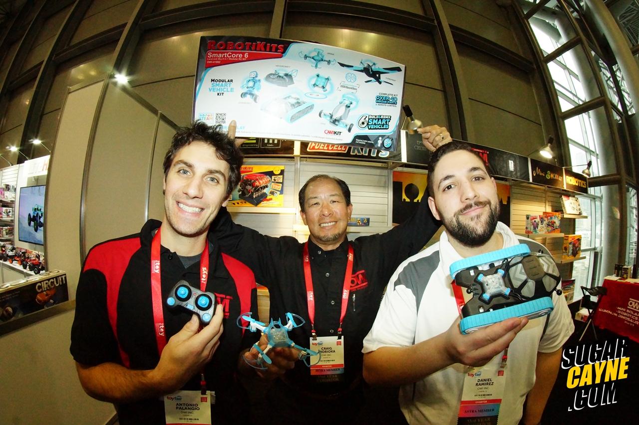 OWI Robotics, smartcore 6
