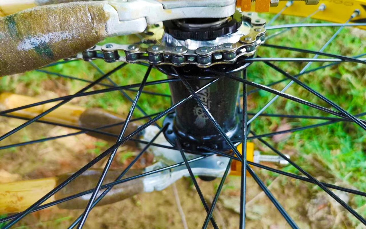 Onyx Hubs, Simple Bike,