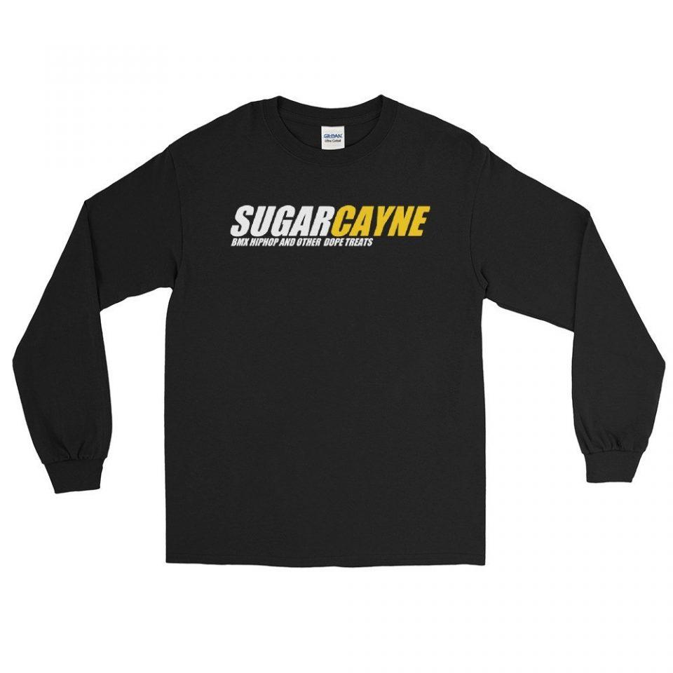 long sleeve sugar cayne tshirt