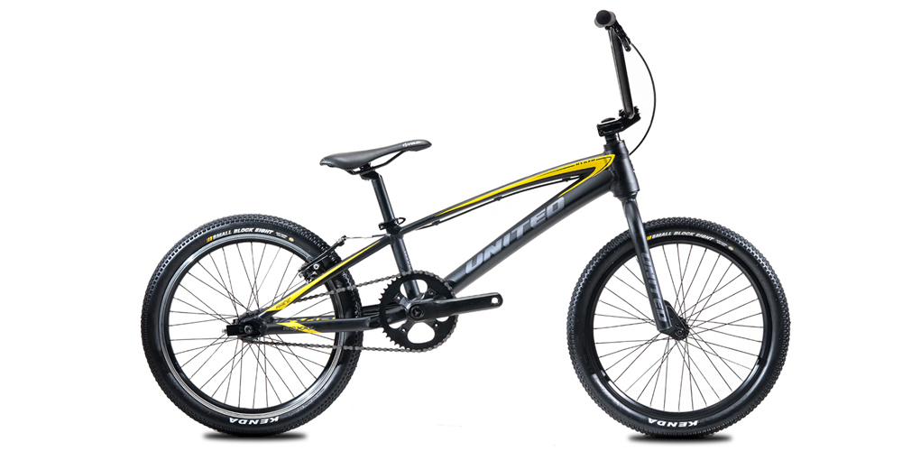 United Ryker Pro bmx bike