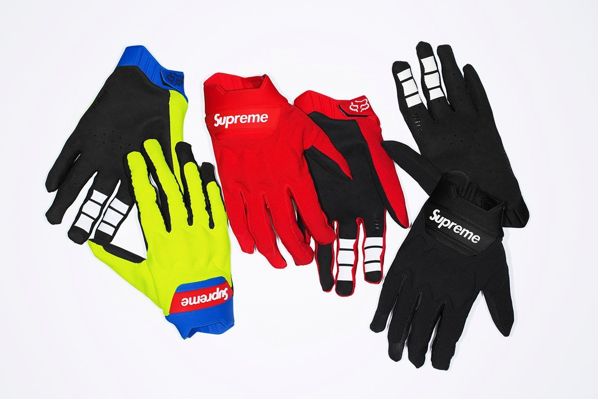 supreme-fox-racing- SS-18 gloves