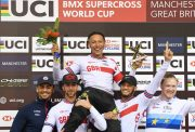 Tre Whyte wins Manchester world cup