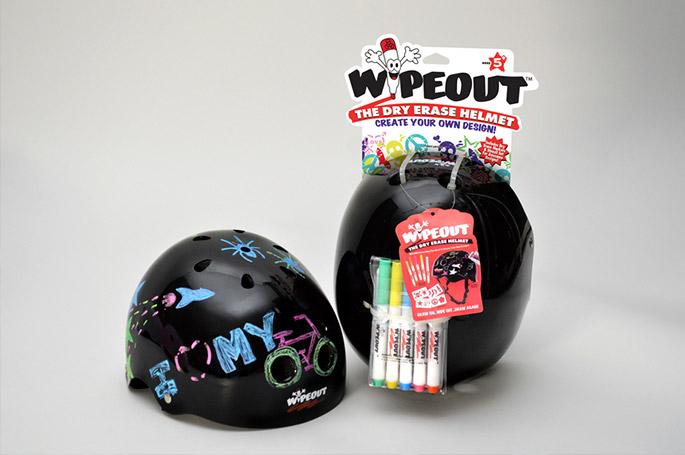 Wipeout pads