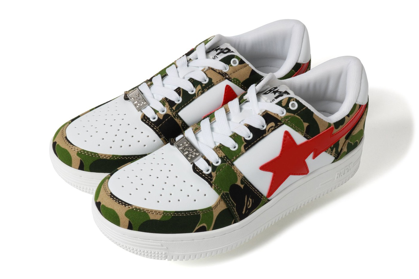 green camo, abc sta low