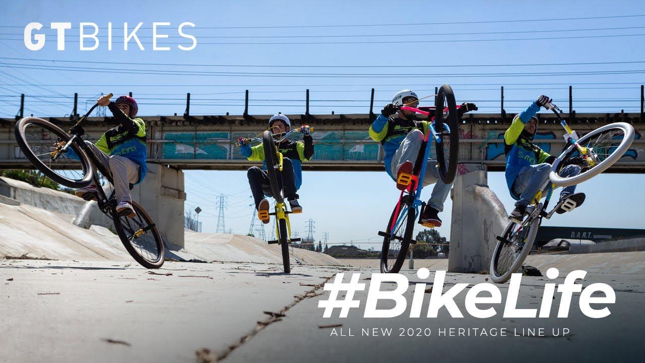 gt bikes 2020 heritage