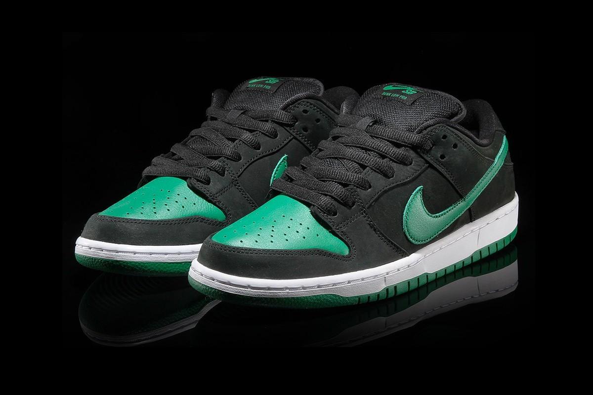 nike-sb-dunk-pro-pine-green pair