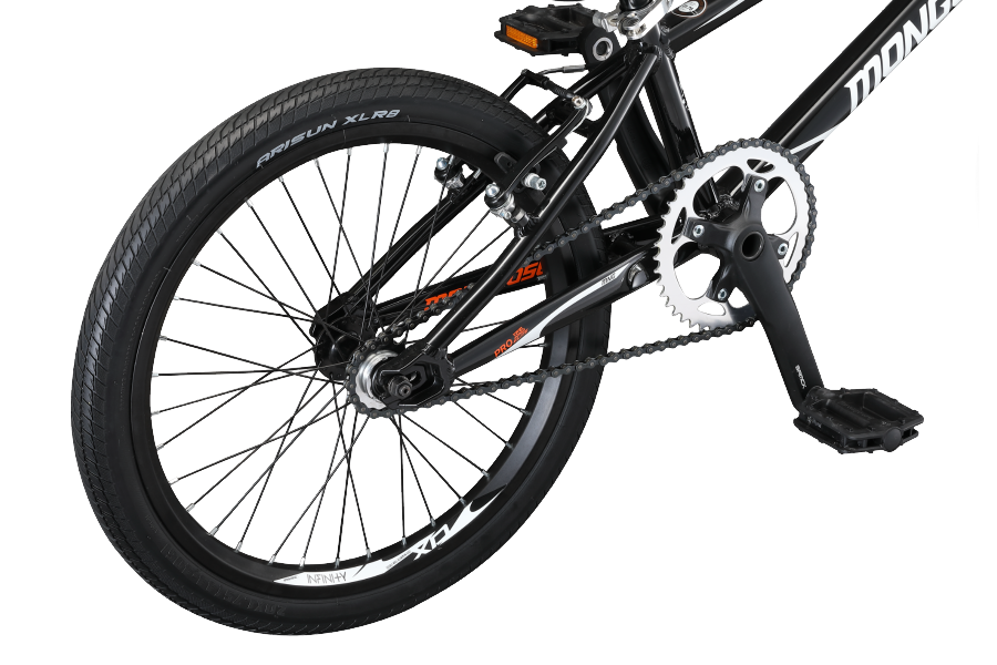 2020 mongoose title elite drivetrain