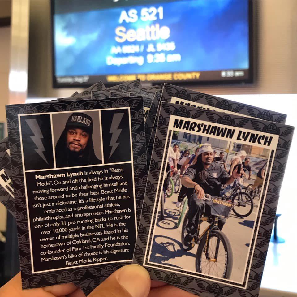 marchawn lynch bmx cards