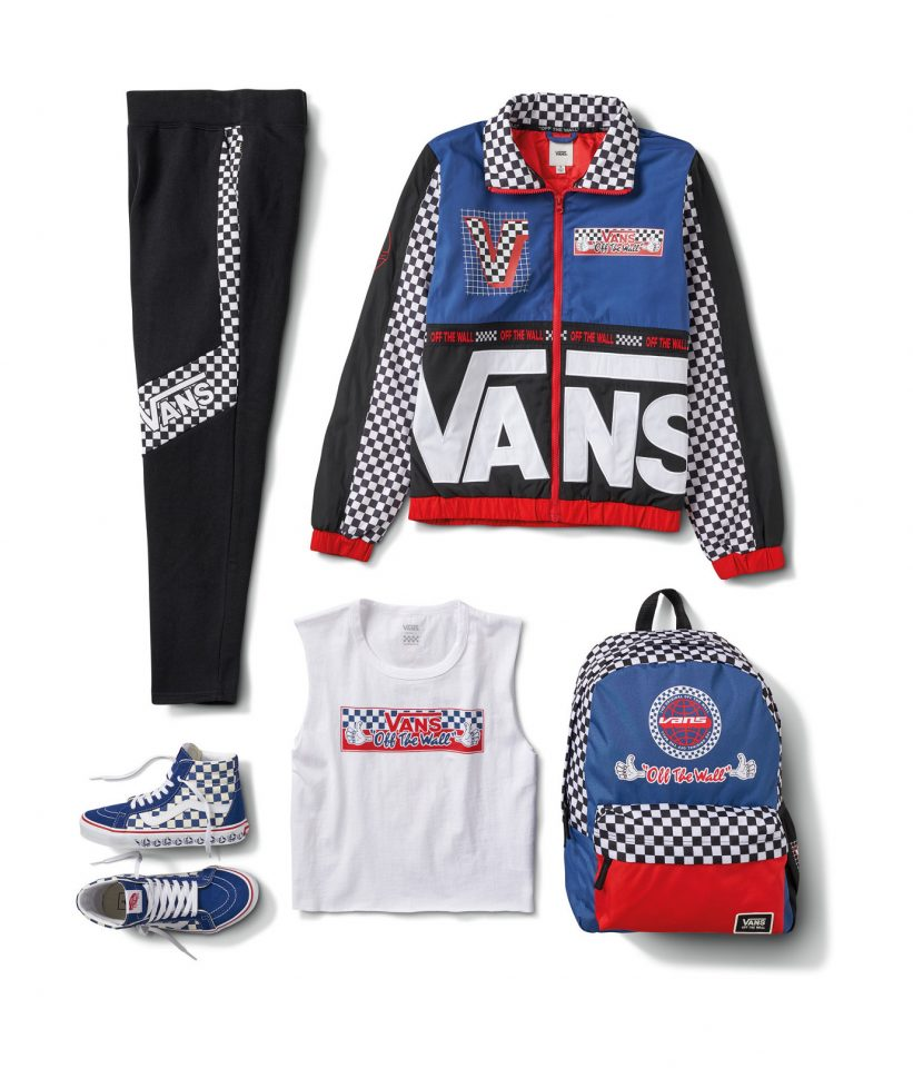 vans bmx women's collection