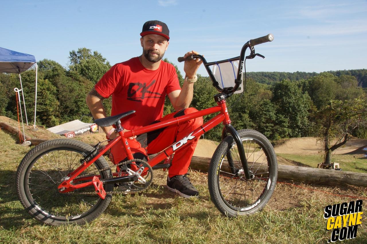 Josh Smith BMX TRA Doublecross