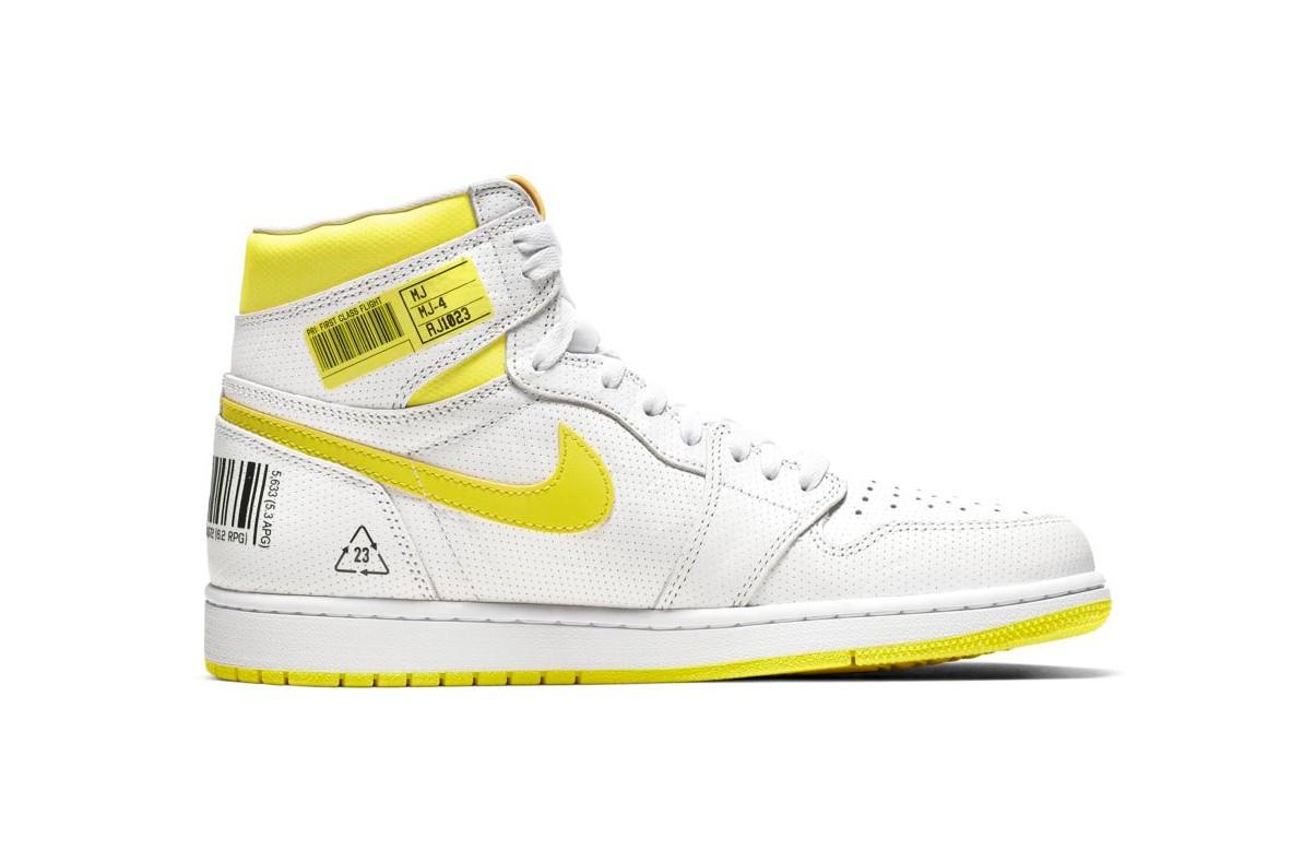 air jordan 1 first class sneakers
