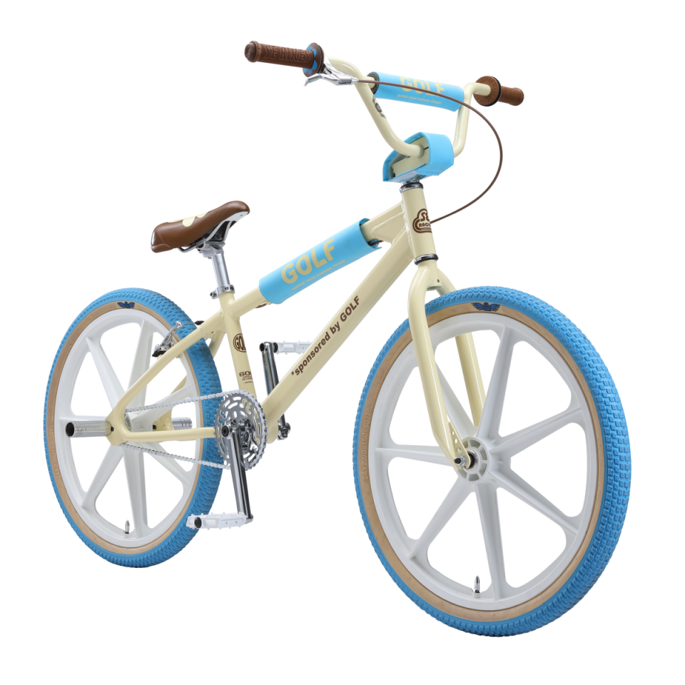 tyler the creator bmx bike