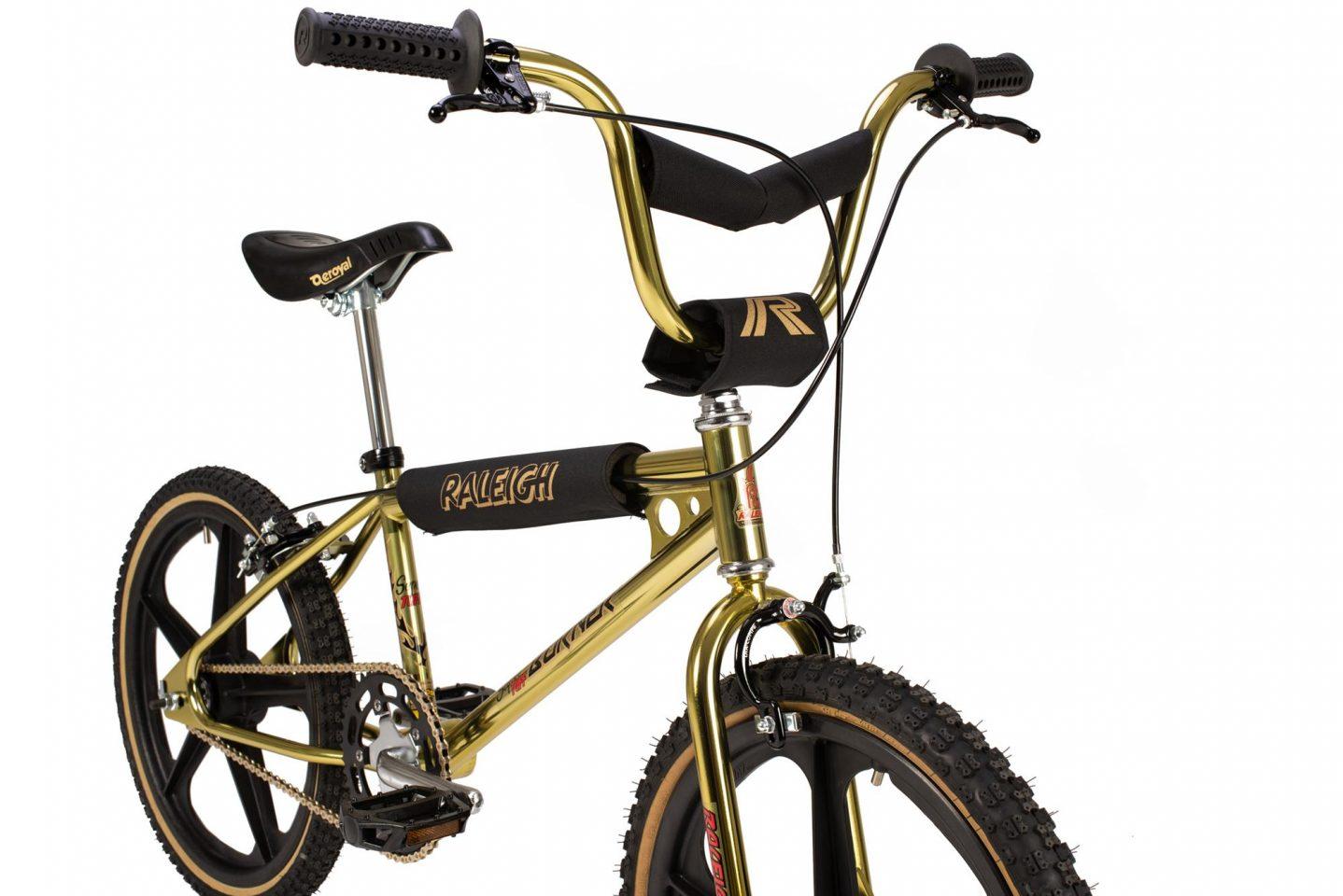 Raleigh Super Tuff Burner bmx bike