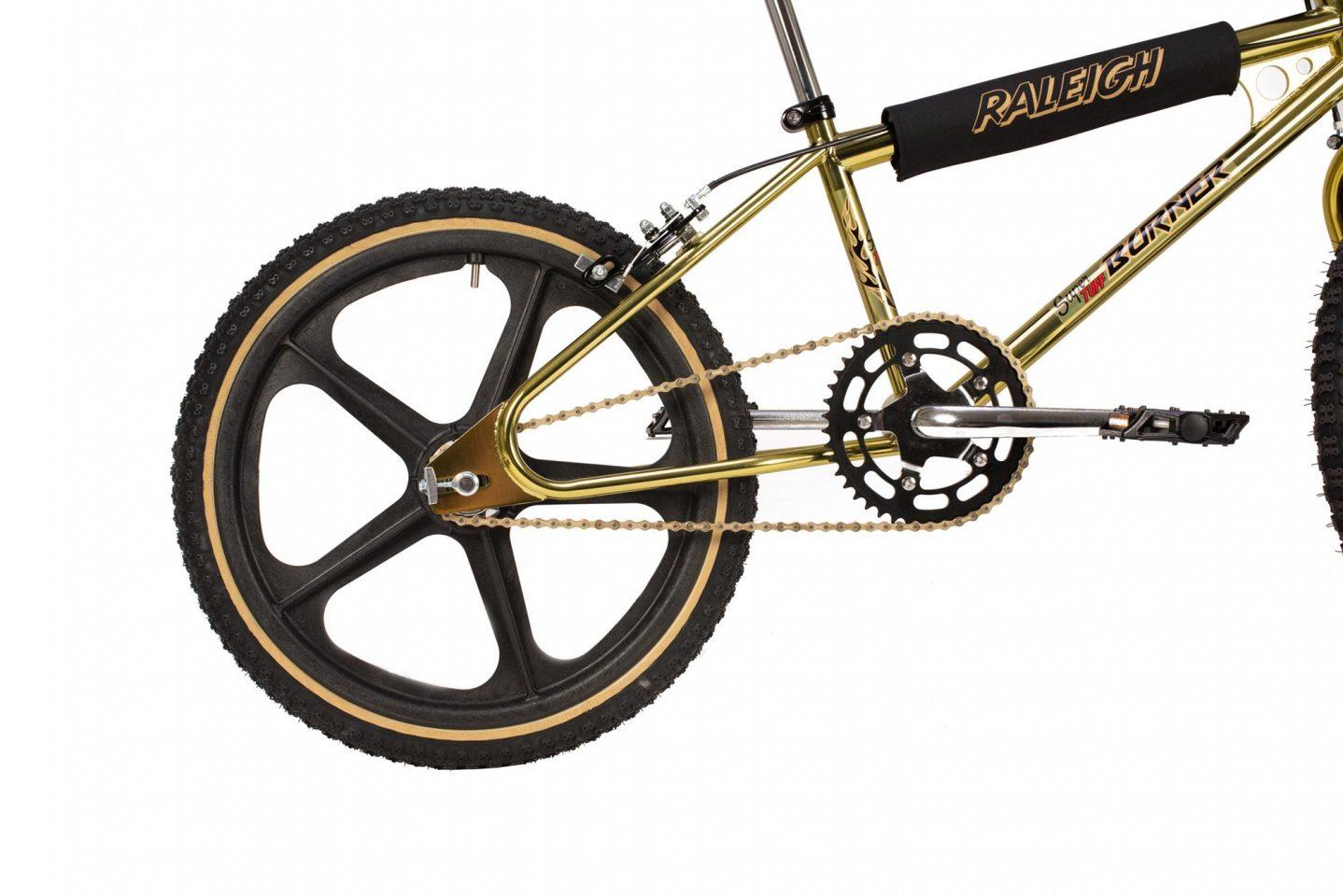 Raleigh Super Tuff Burner bmx loop tail