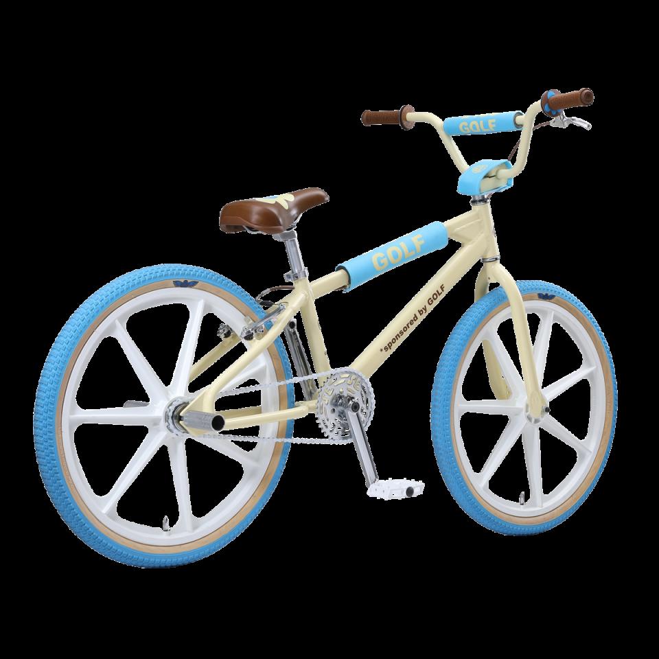 golfwang BMX bike