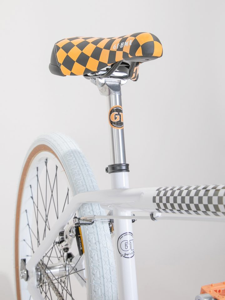 gt bicycles, union seat
