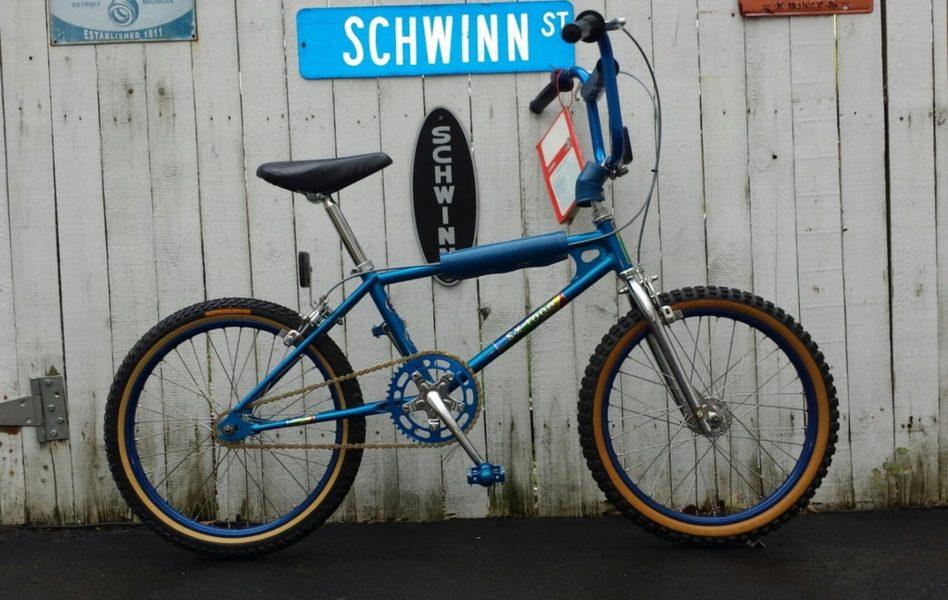 schwinn sx1000 1979 bmx