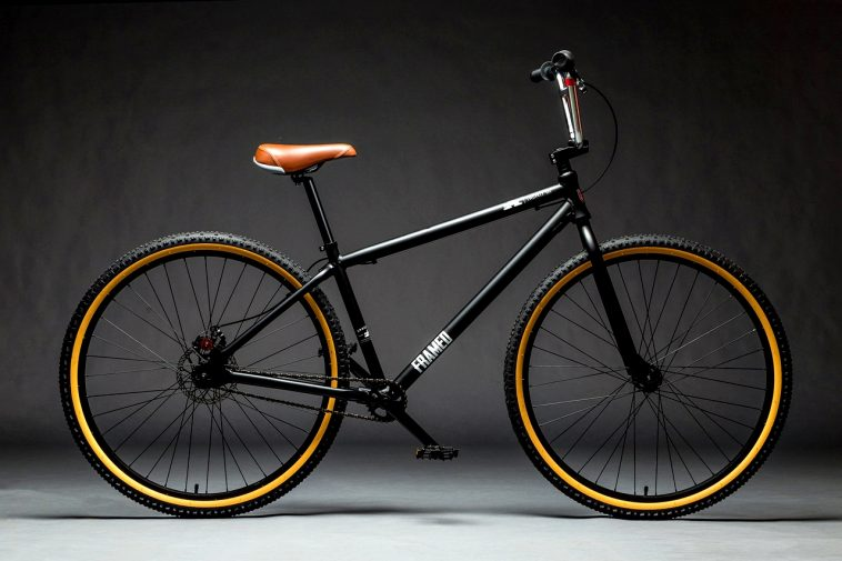framed-spacecraft bmx cruiser