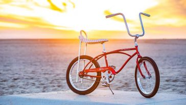 schwinn classic stingray red