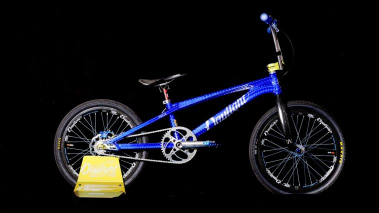 Daylight BMX nevada build