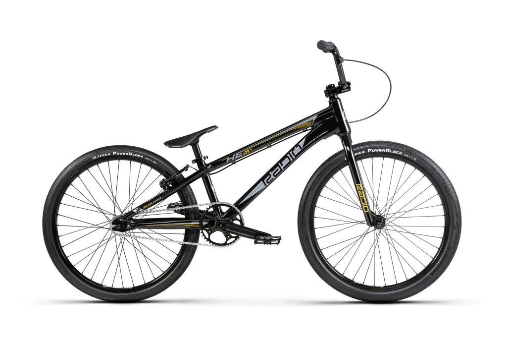Radio bikes CR xl side