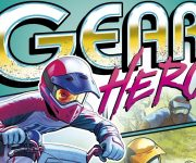 bmx graphic novel gear hero