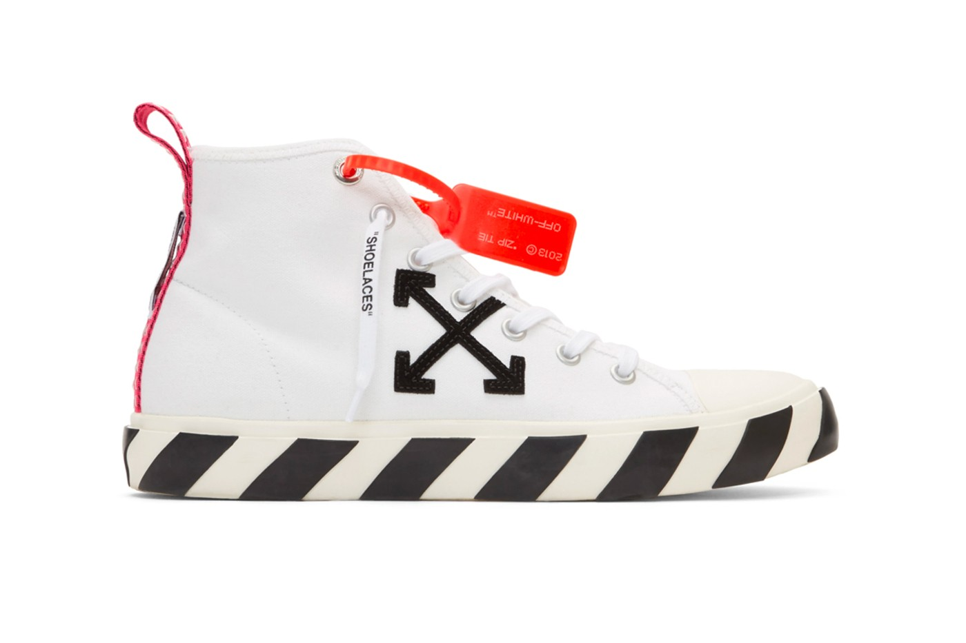 off white arrows sneakers
