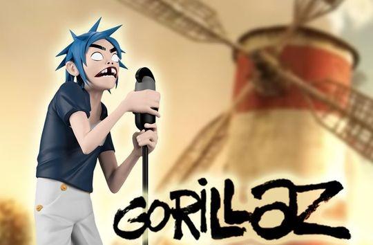 gorillaz 2d toy
