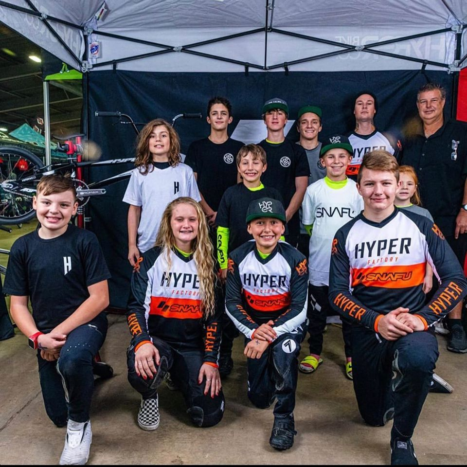 hyper bicycles factory team 2020