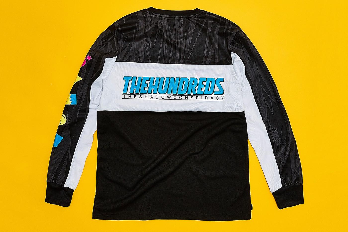 The Hundreds bmx jersey