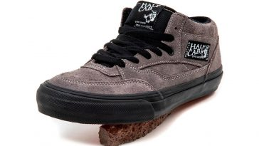 vans-uprise-half-cab-pro grey