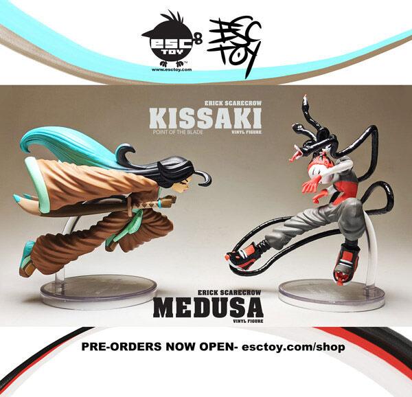 Kissaki-MEDUSA-esc