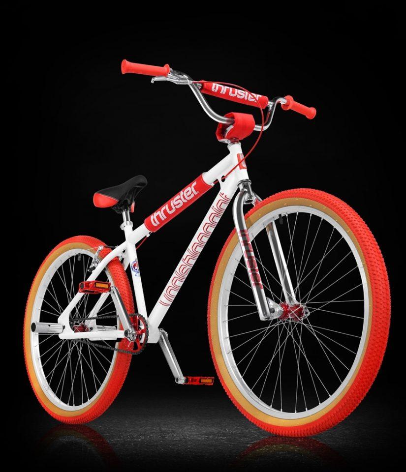 Thruster 27.5 BMX Bike