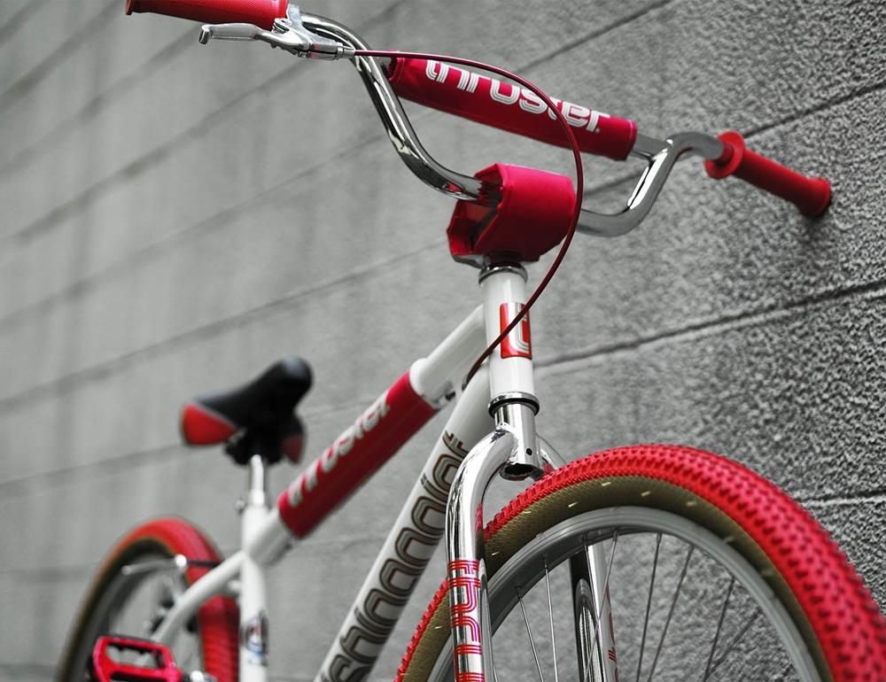 thruster vanishing point bmx bike 27.5