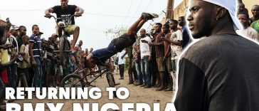 courage adams nigeria redbull