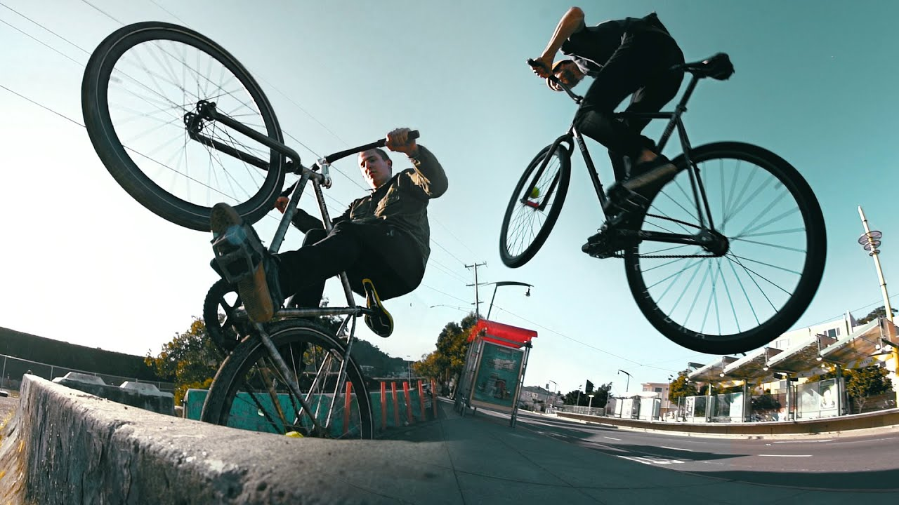 Mike Schmitt Fixed Gear 2020 Matt Reyes)