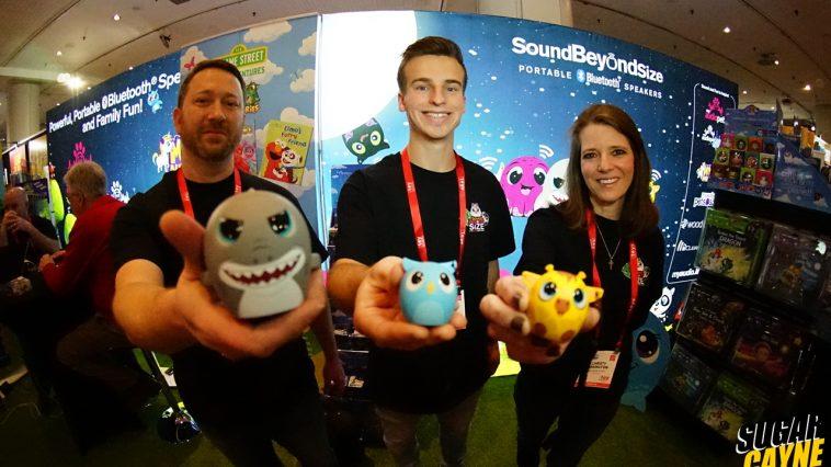 my audio pet, toy fair