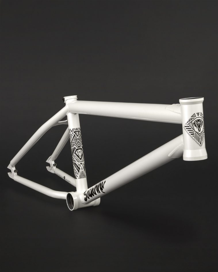 savanna 2 bmx frame
