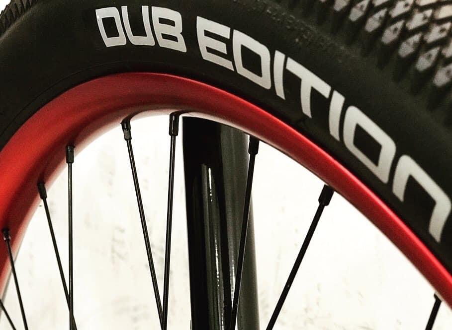 vee tires dub edition