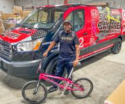 howard cato, bay area bmx
